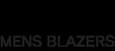 Mens Blazers Logo